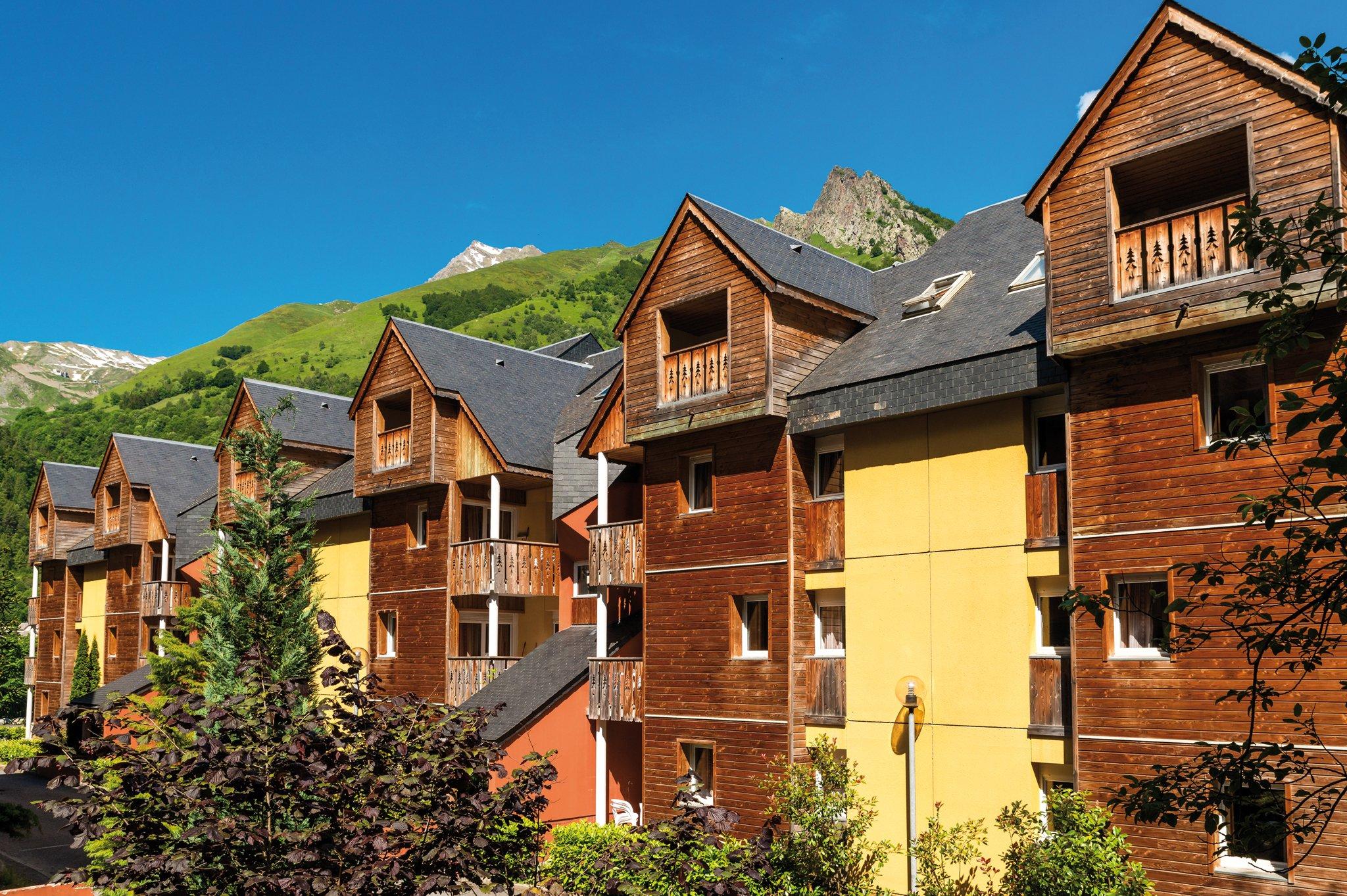 Lagrange Confort+ Residence le Domaine des 100 Lacs