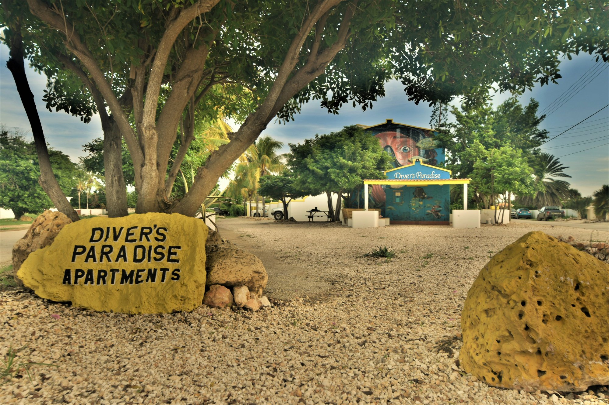 Divers Paradise Bonaire Apartments