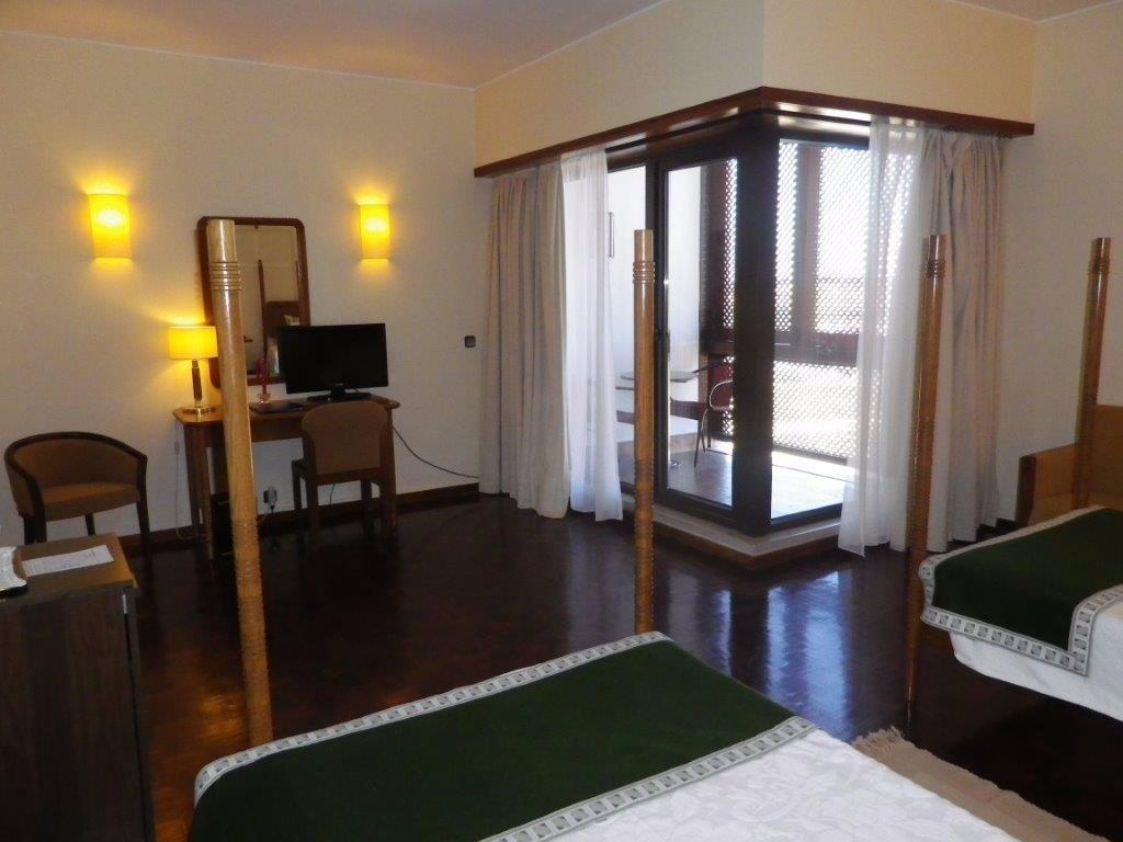 Hotel Fortaleza de Almeida 64 fotos, comparação de preços  ~ Quarto Tipo Twin