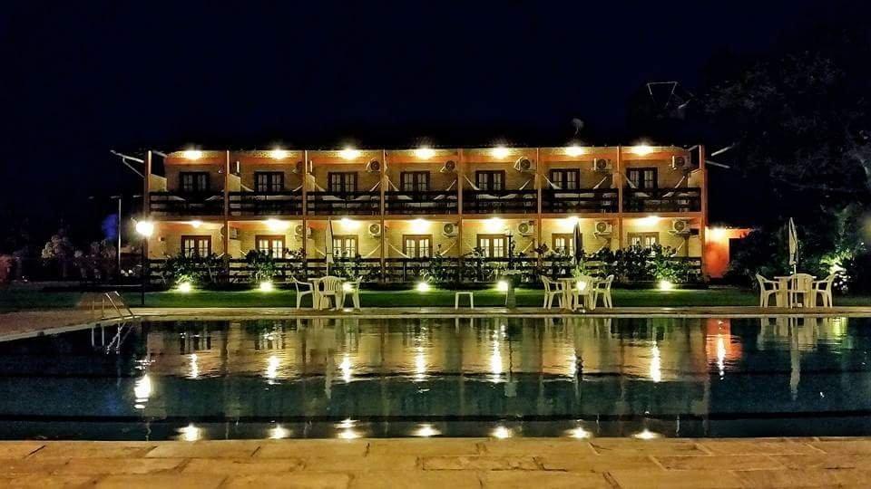 庫穆盧薩堤巴飯店