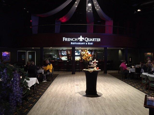 French quarter mardi gras casino