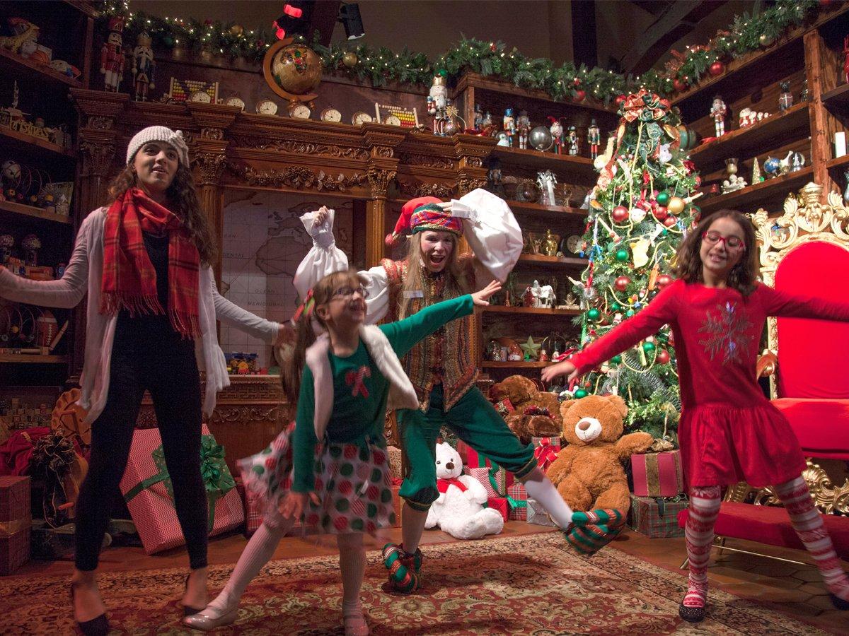 Christmas in Williamsburg, VA