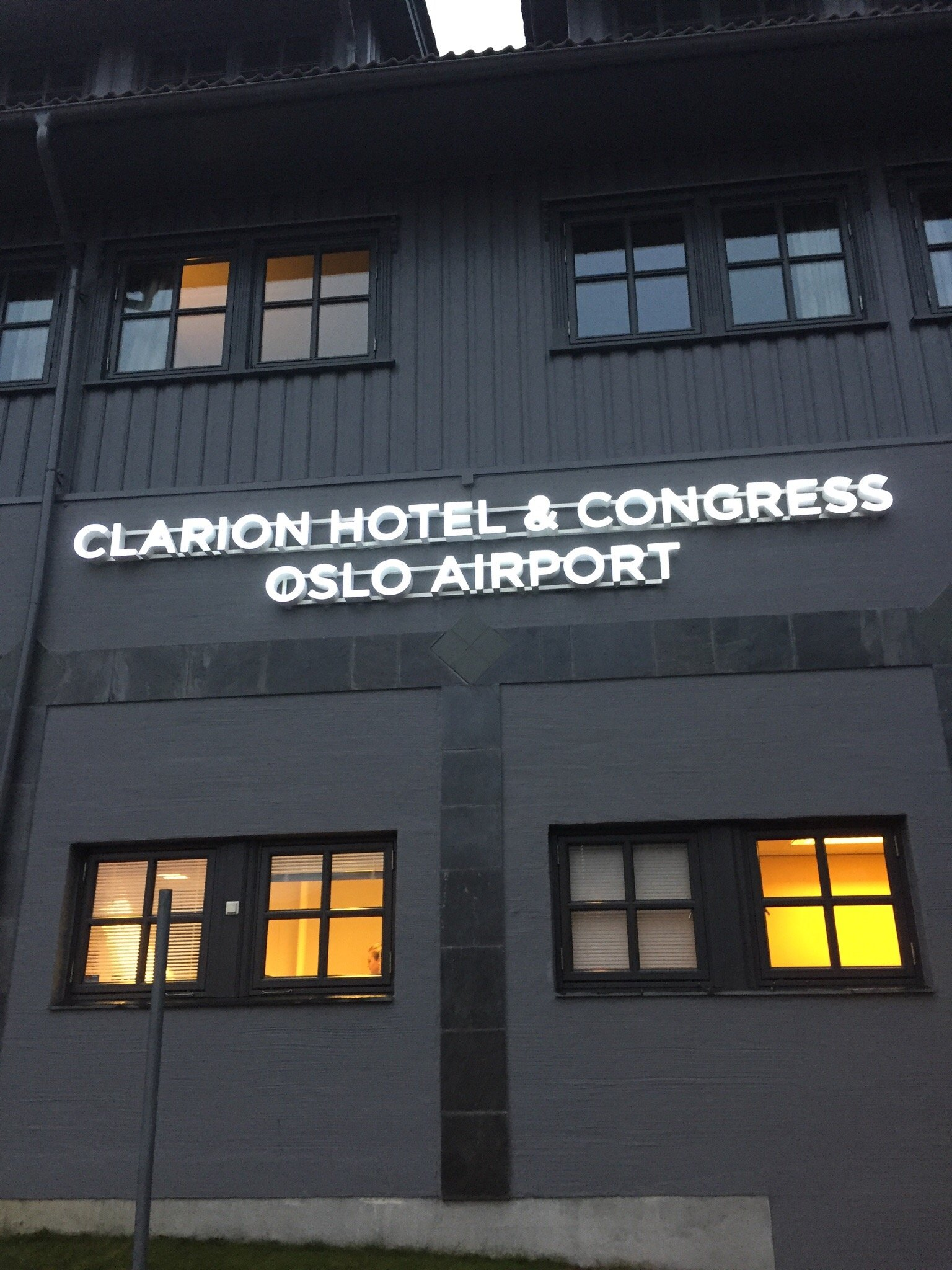Clarion Hotel & Congress Oslo Airport