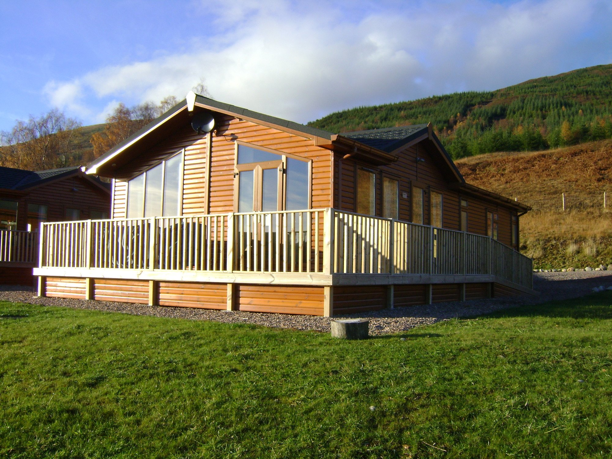 Lochaber Lodges