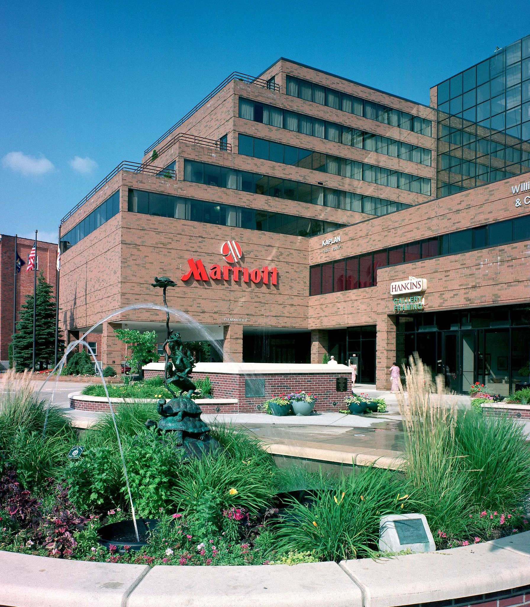 East Lansing Marriott At University Place MI UPDATED 2016 Hotel Reviews