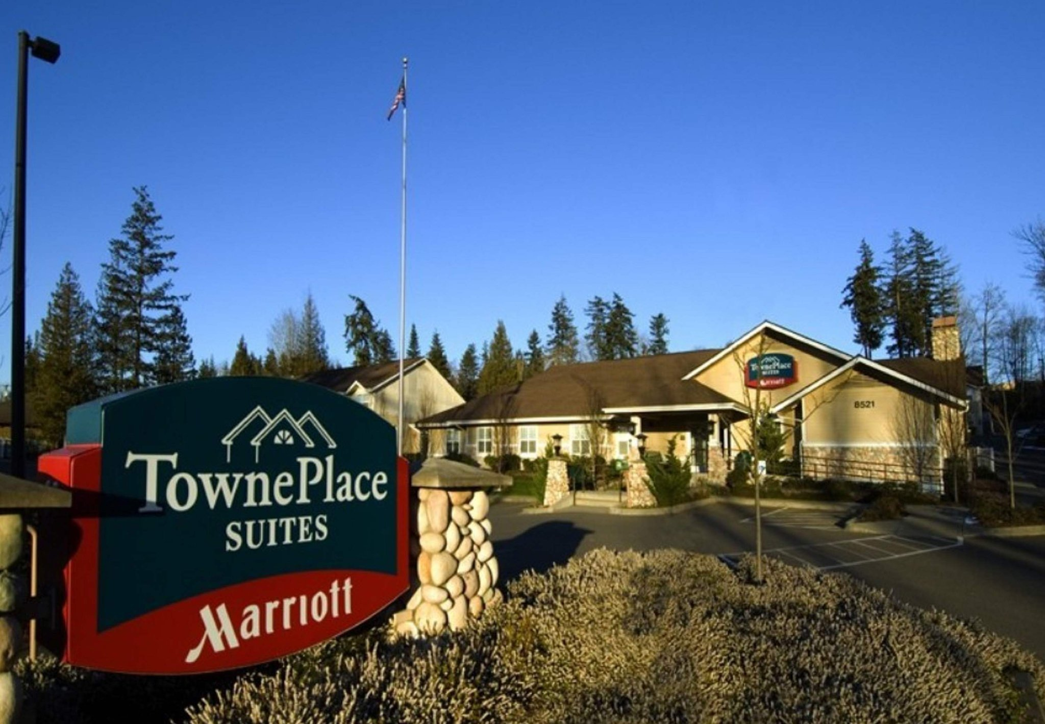 ‪TownePlace Suites Seattle Everett/Mukilteo‬