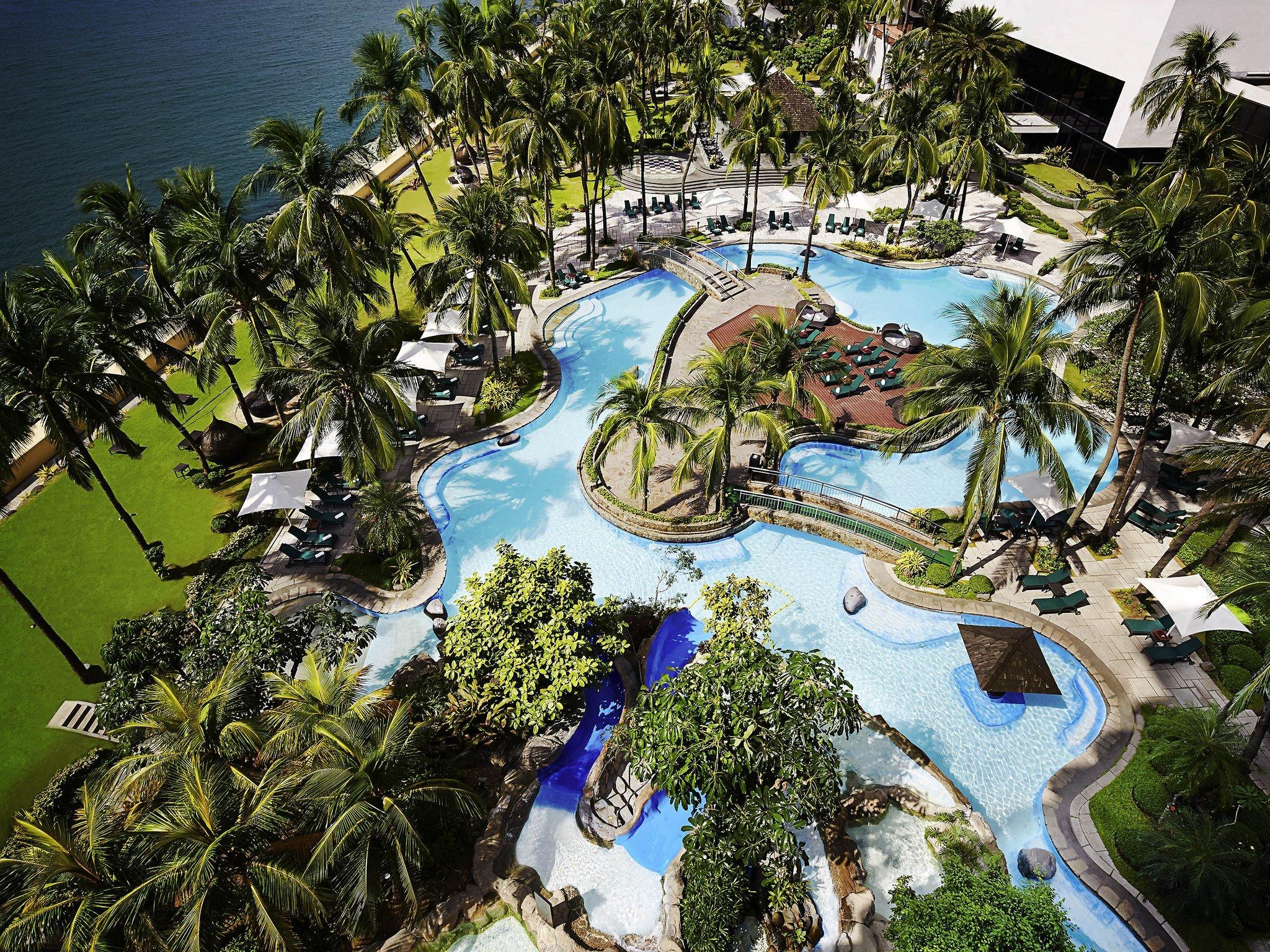 โรงแรมโซฟิเทล ฟิลิปปิน พลาซ่า มะนิลา