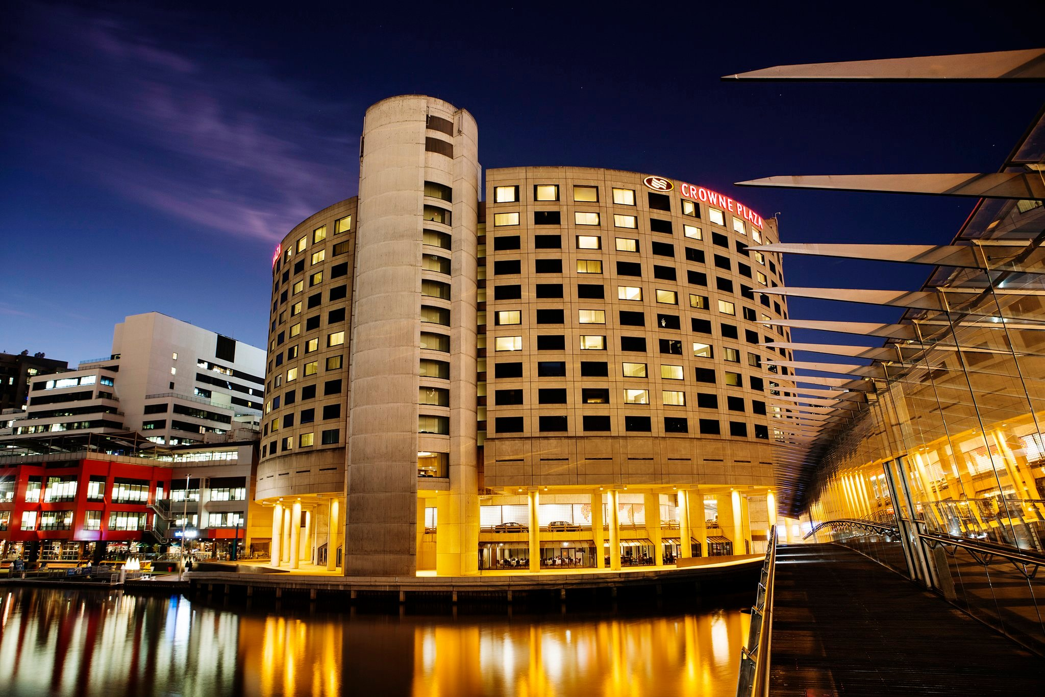 Crowne Plaza Melbourne