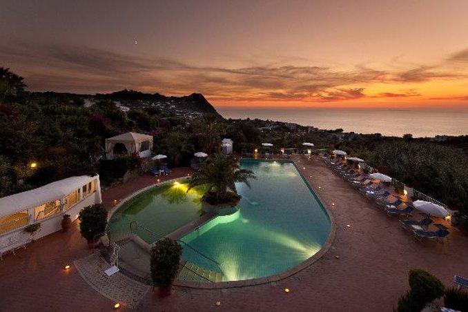 帕拉迪索泰梅水療渡假飯店