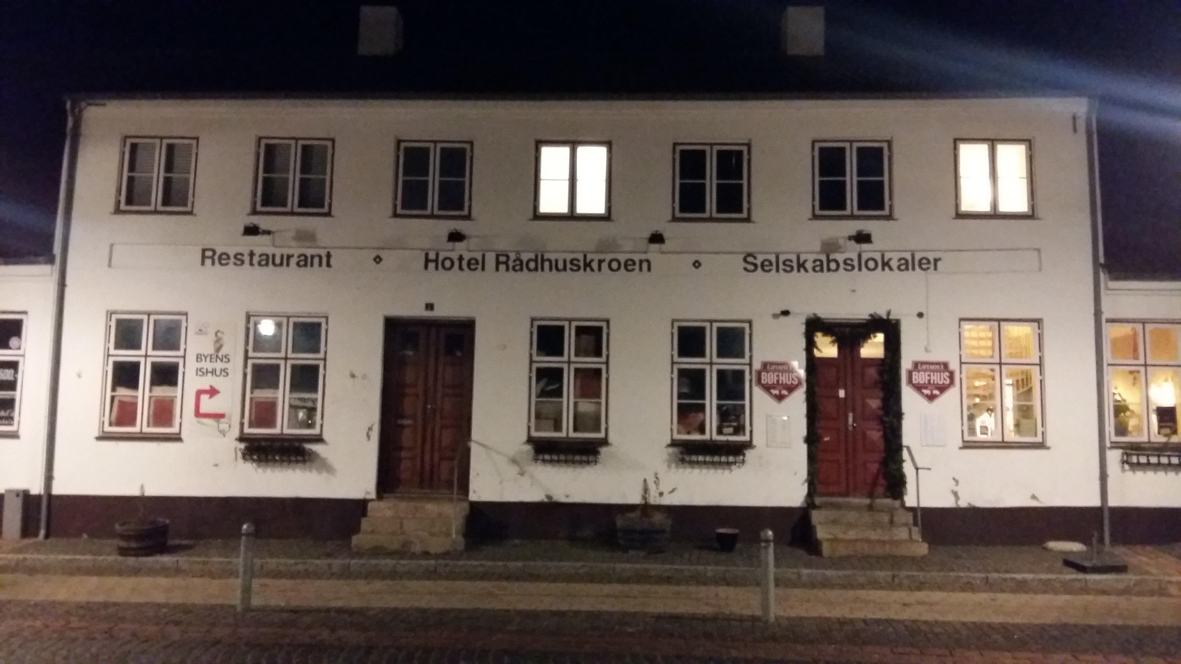 Hotel Radhuskroen