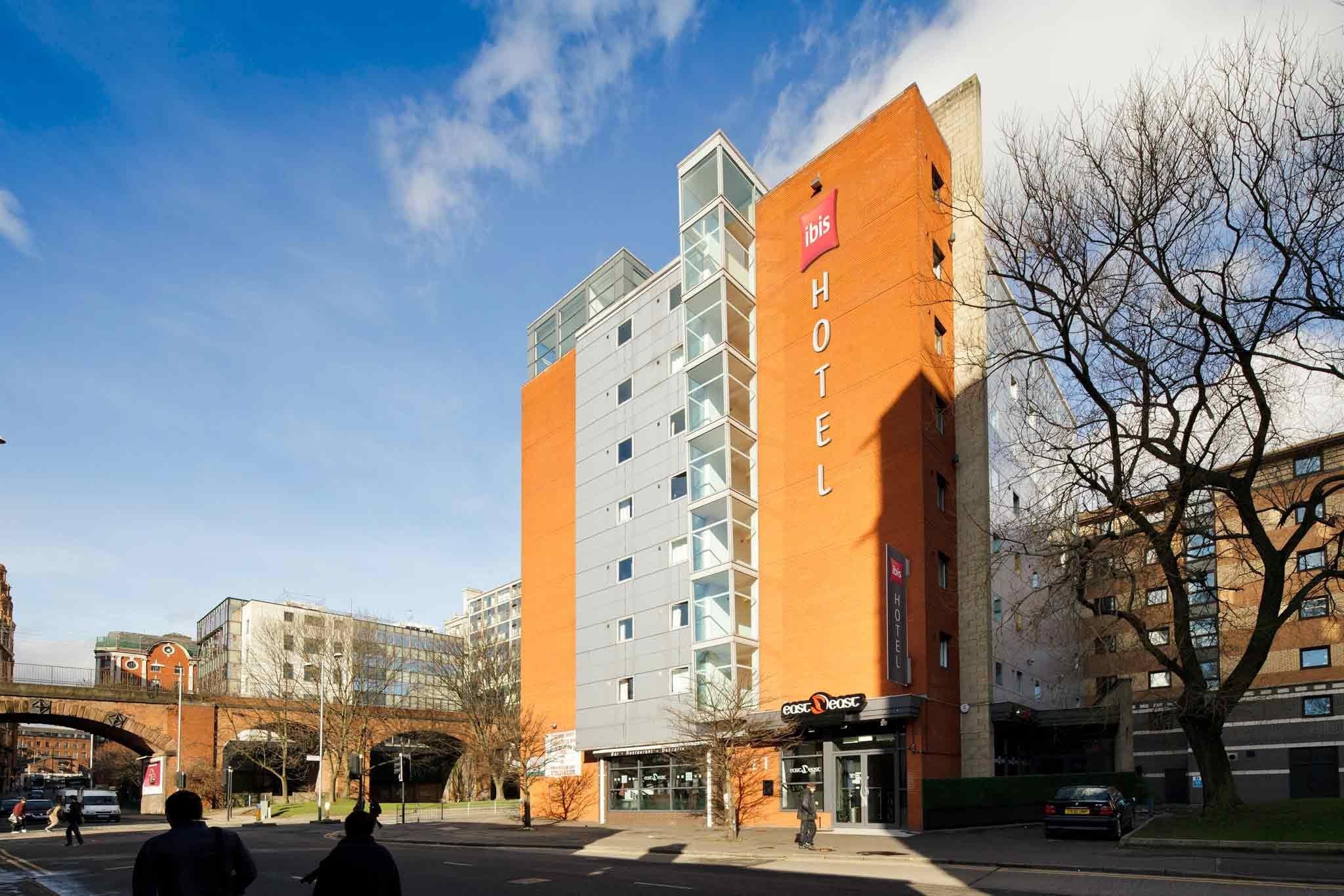 ibis Manchester Centre Princess Street Hotel