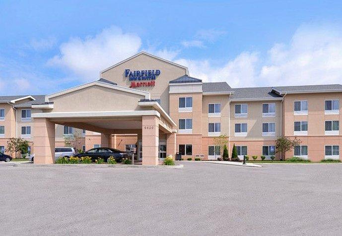 Fairfield Inn & Suites Columbus West/Hilliard