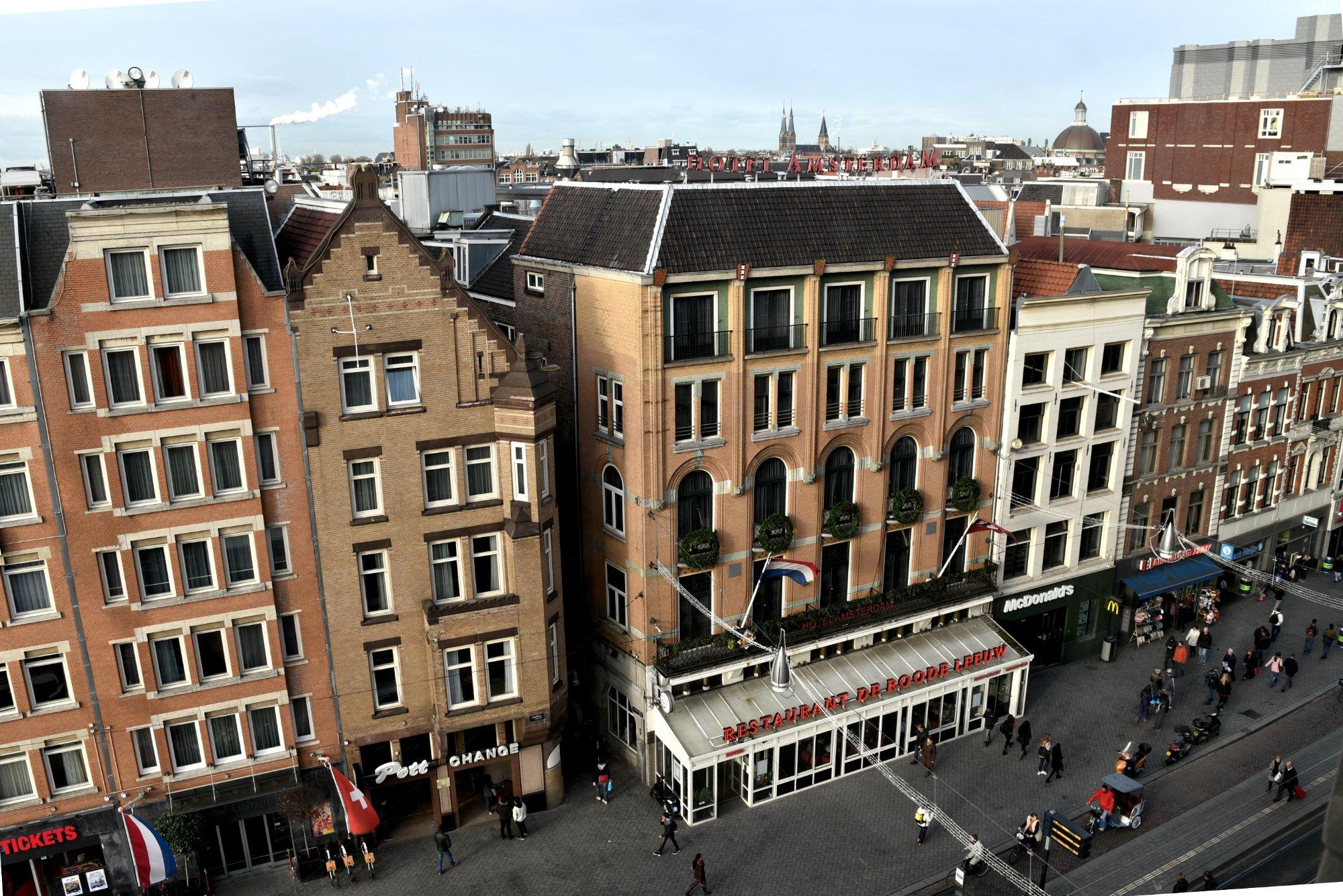 ホテル アムステルダム-デ ローデ レーウ