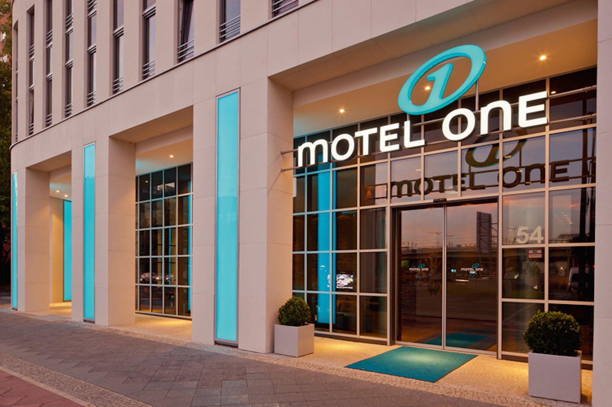 Motel One Berlin-Hauptbahnhof