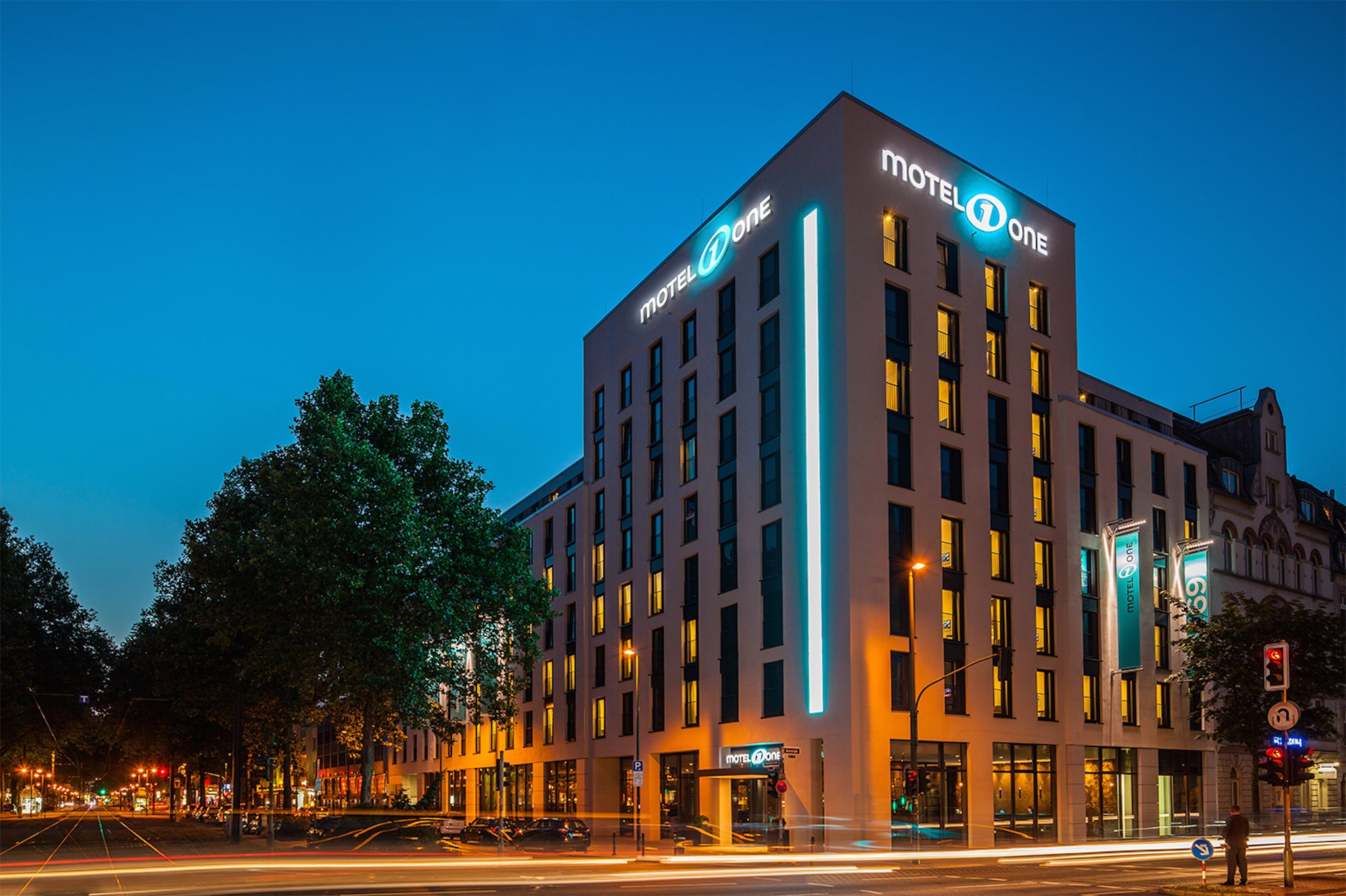 Motel One Dusseldorf Hbf