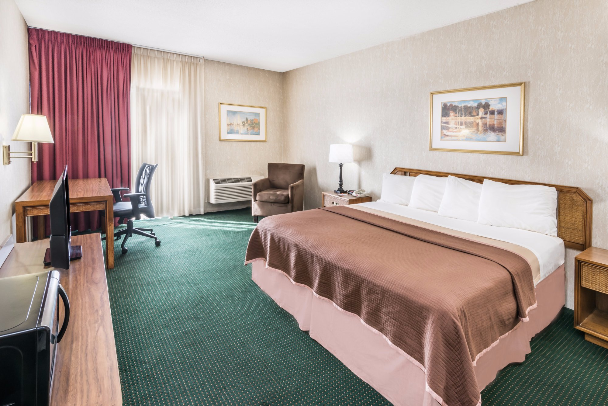 ハワード ジョンソン ホテル-ミルフォード