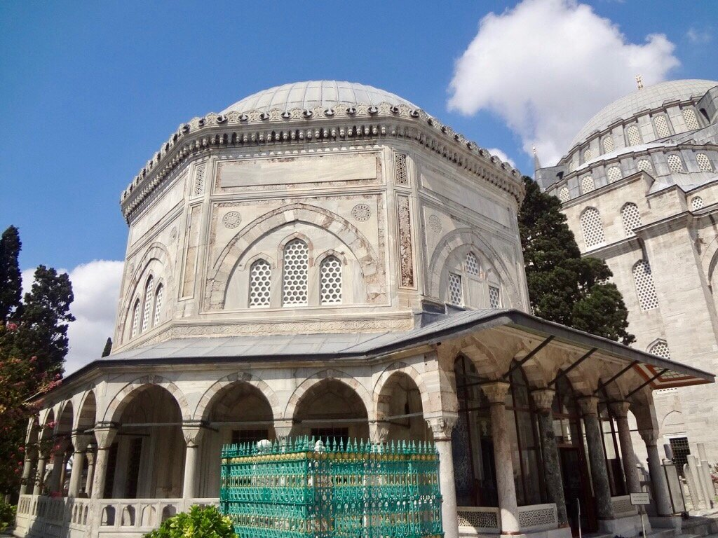 Kanuni Sultan Suleyman Turbesi (Istanbul, Turkiet) - omdömen