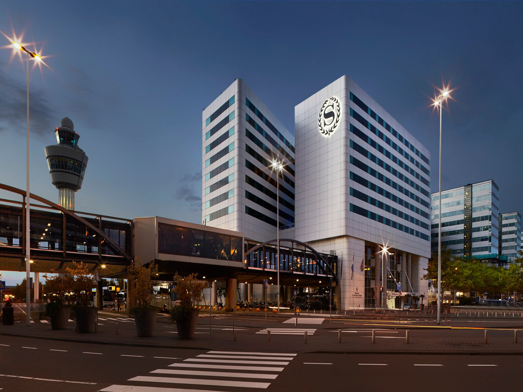 ‪Sheraton Amsterdam Airport Hotel and Conference Center‬
