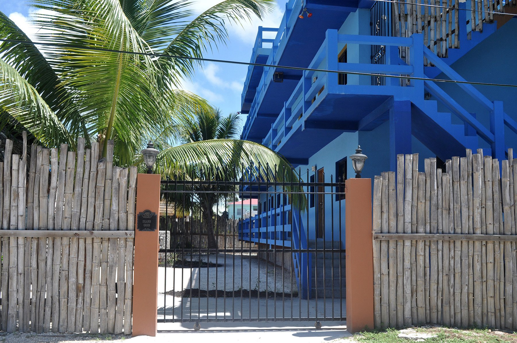 Island Oasis Resort