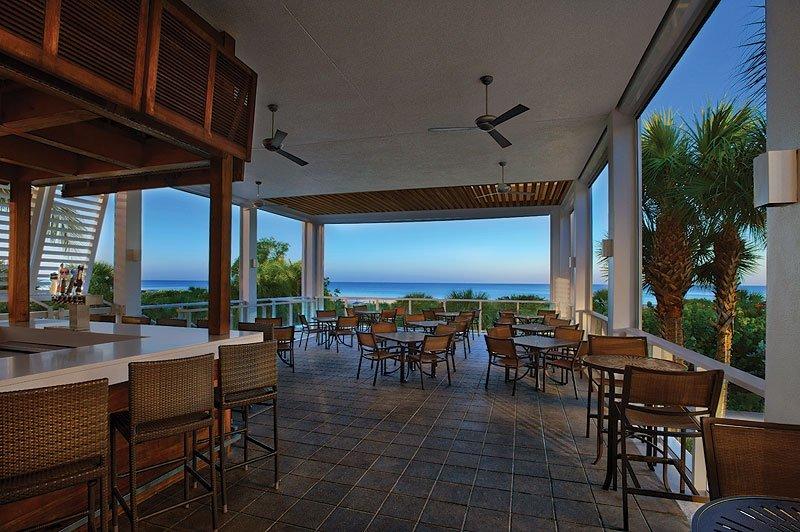 Hilton Marco Island Beach Resort Stilts Bar Grill