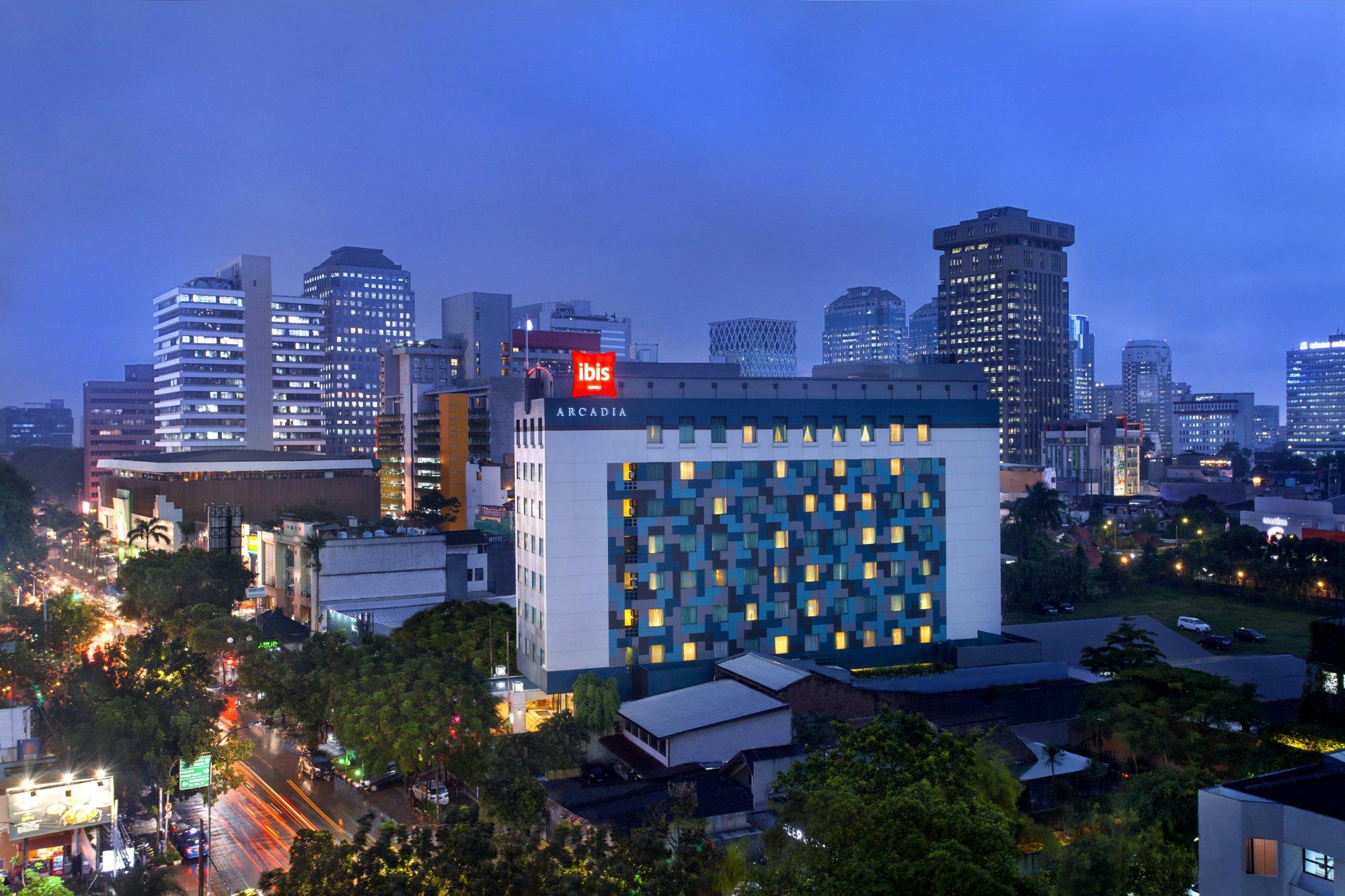 雅加达阿卡迪亚宜必思酒店