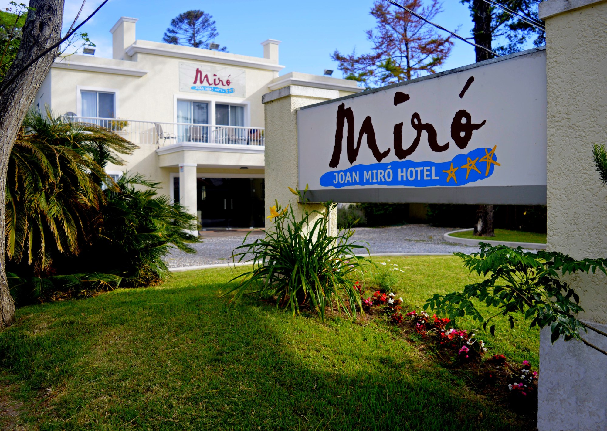 Joan Miro Hotel
