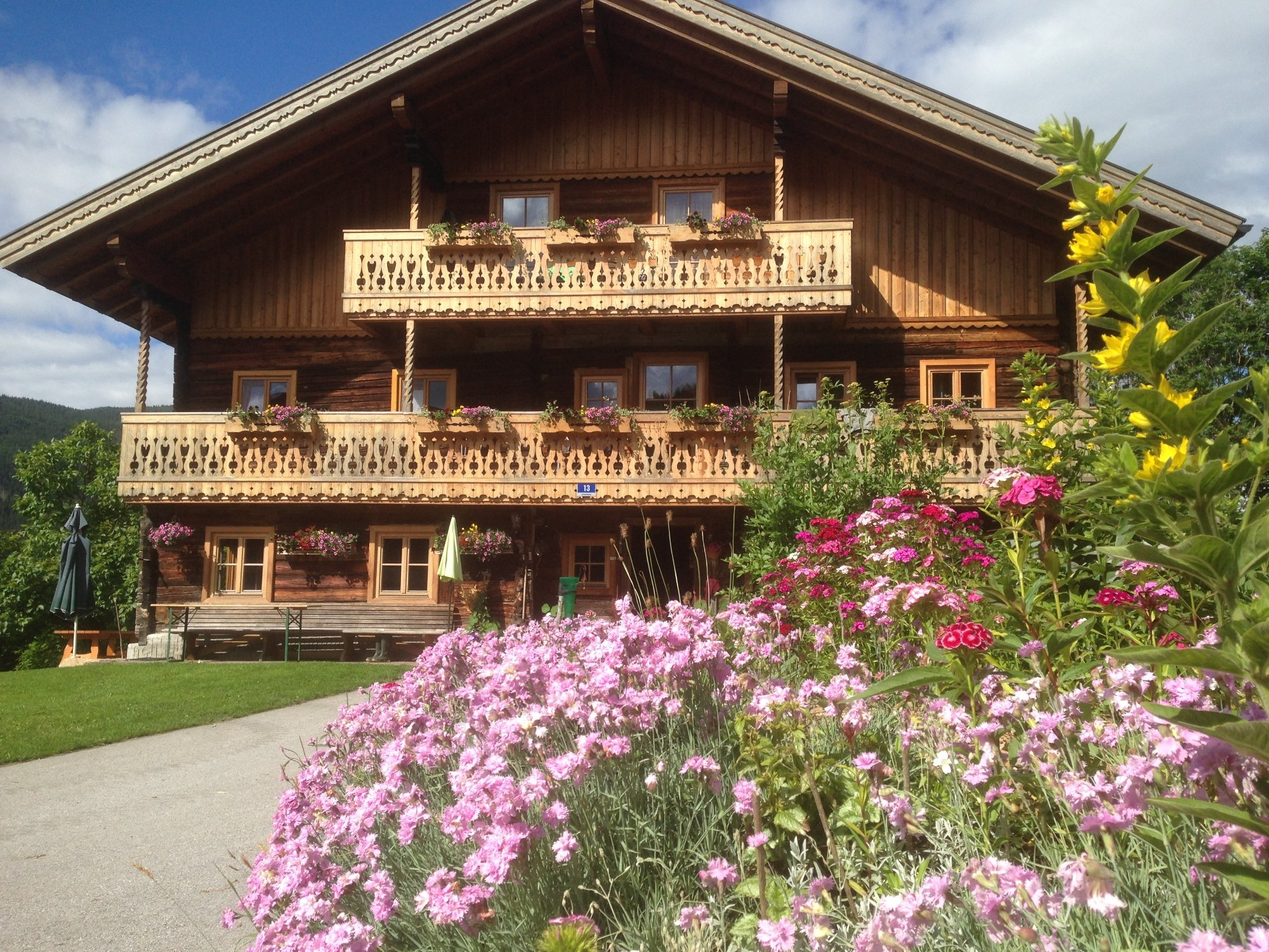 Bauernhof Hacklbauer