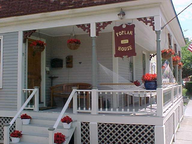 Poplar House