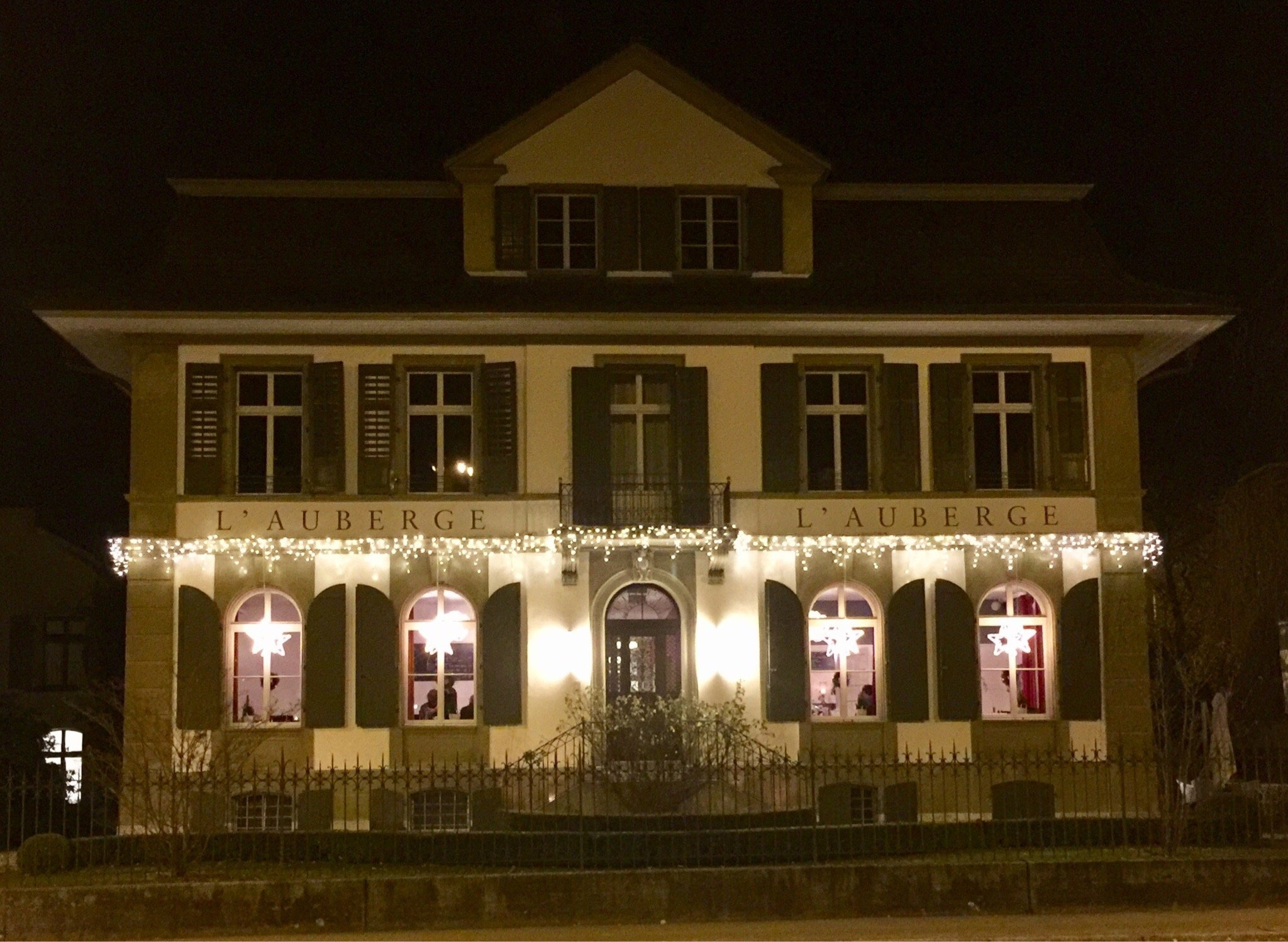 Hotel Auberge Langenthal