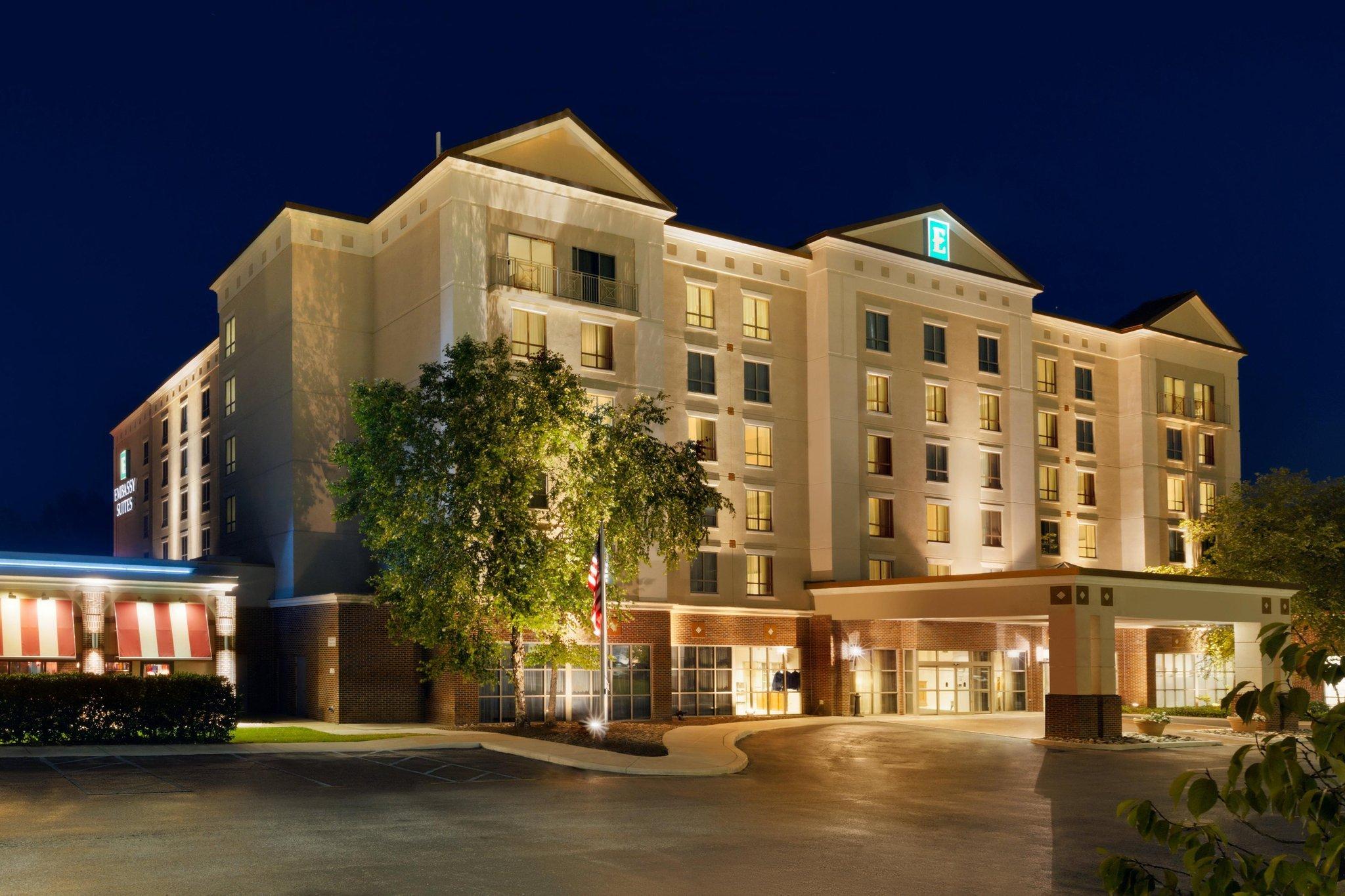 紐華克威明頓南大使套房飯店