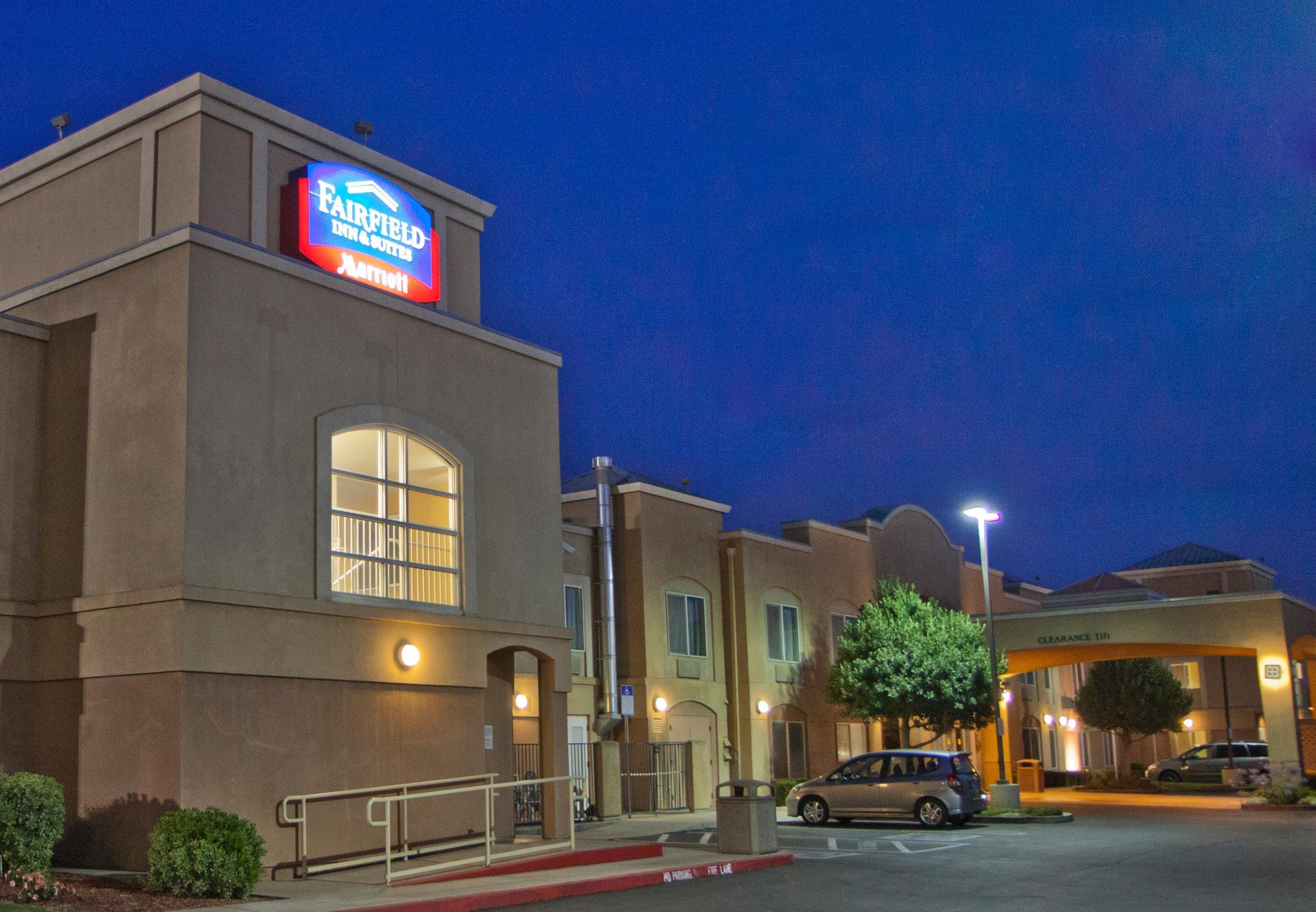 ‪Fairfield Inn & Suites Modesto Salida‬
