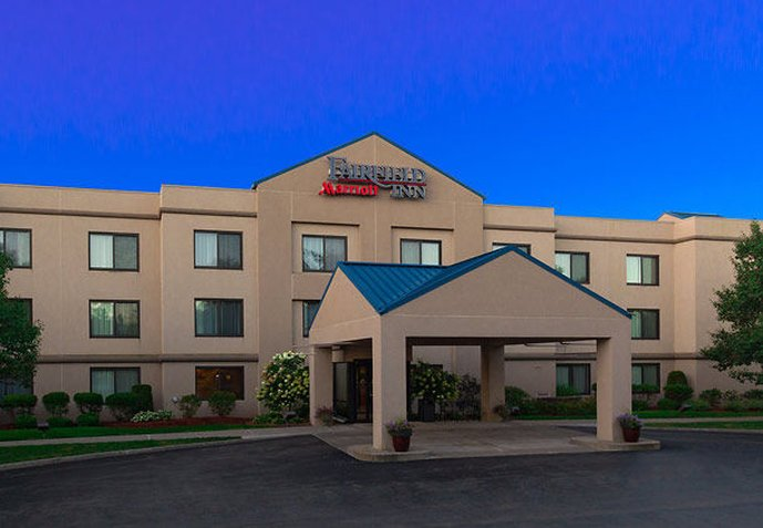 Fairfield Inn Rochester East