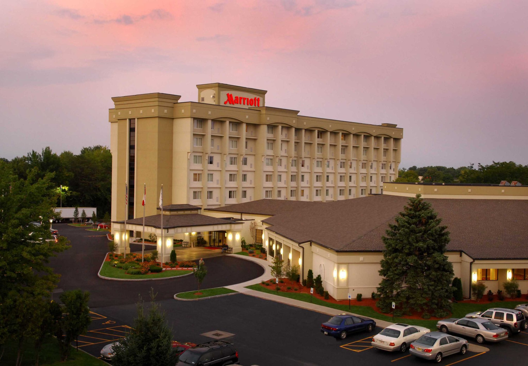 ‪Rochester Airport Marriott‬