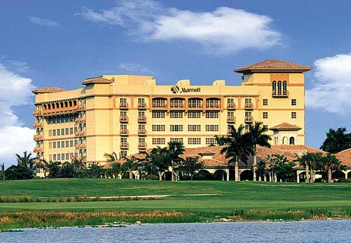 ‪Fort Lauderdale Marriott Coral Springs Hotel, Golf Club & Convention Center‬
