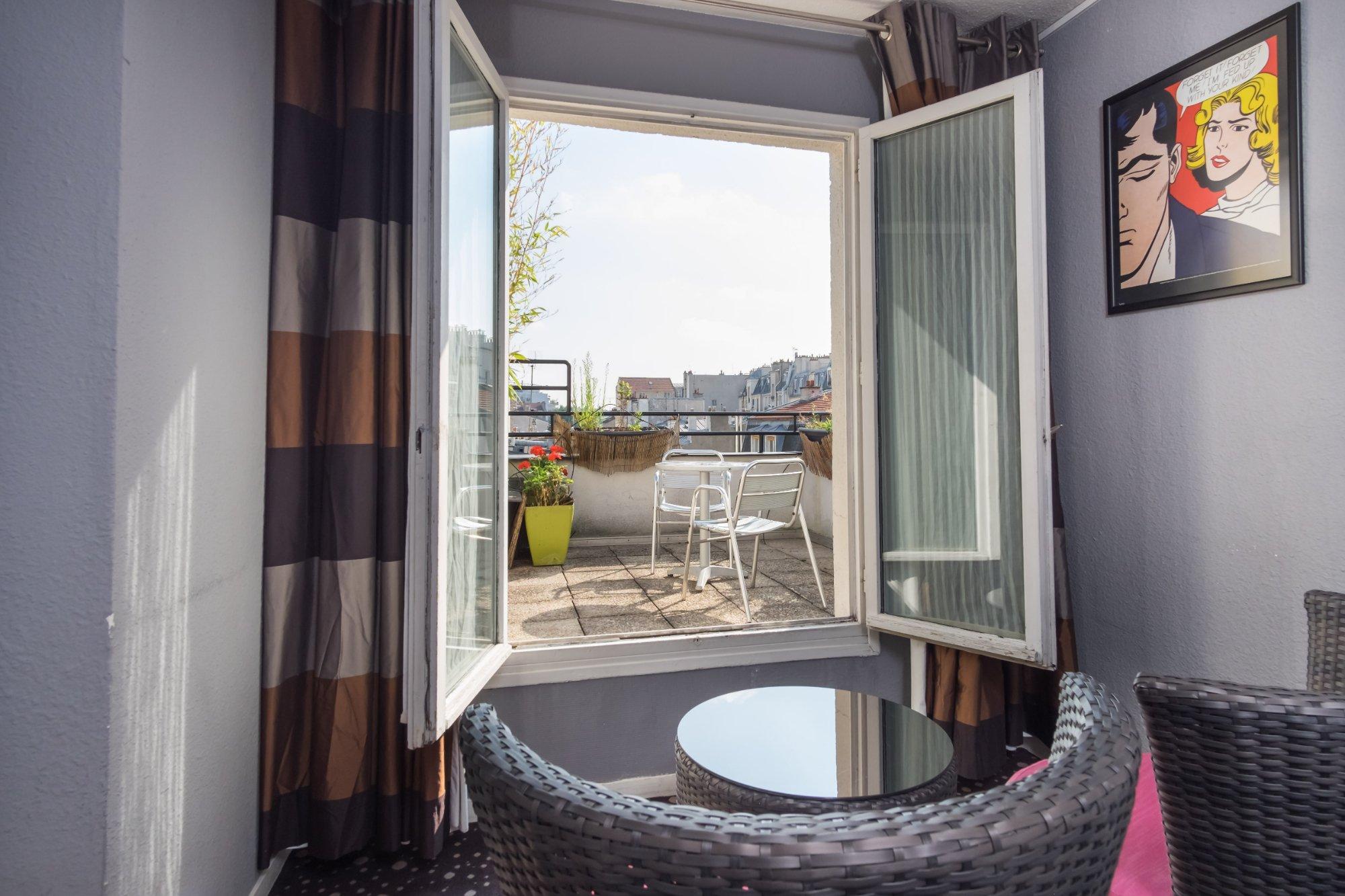 Le 55 Montparnasse Hotel