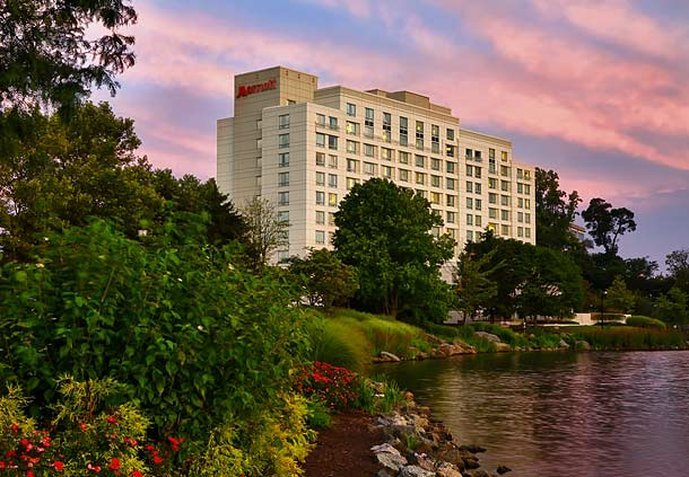 Gaithersburg Marriott Washingtonian Center