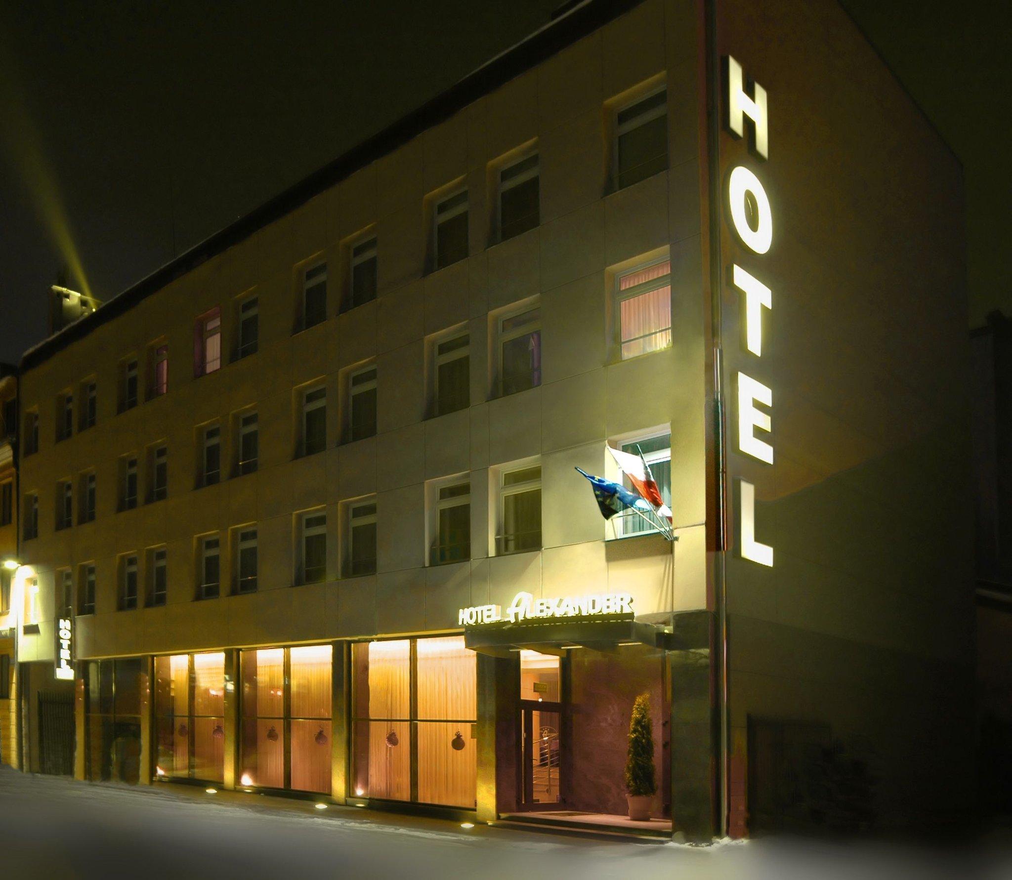 Alexander Hotel