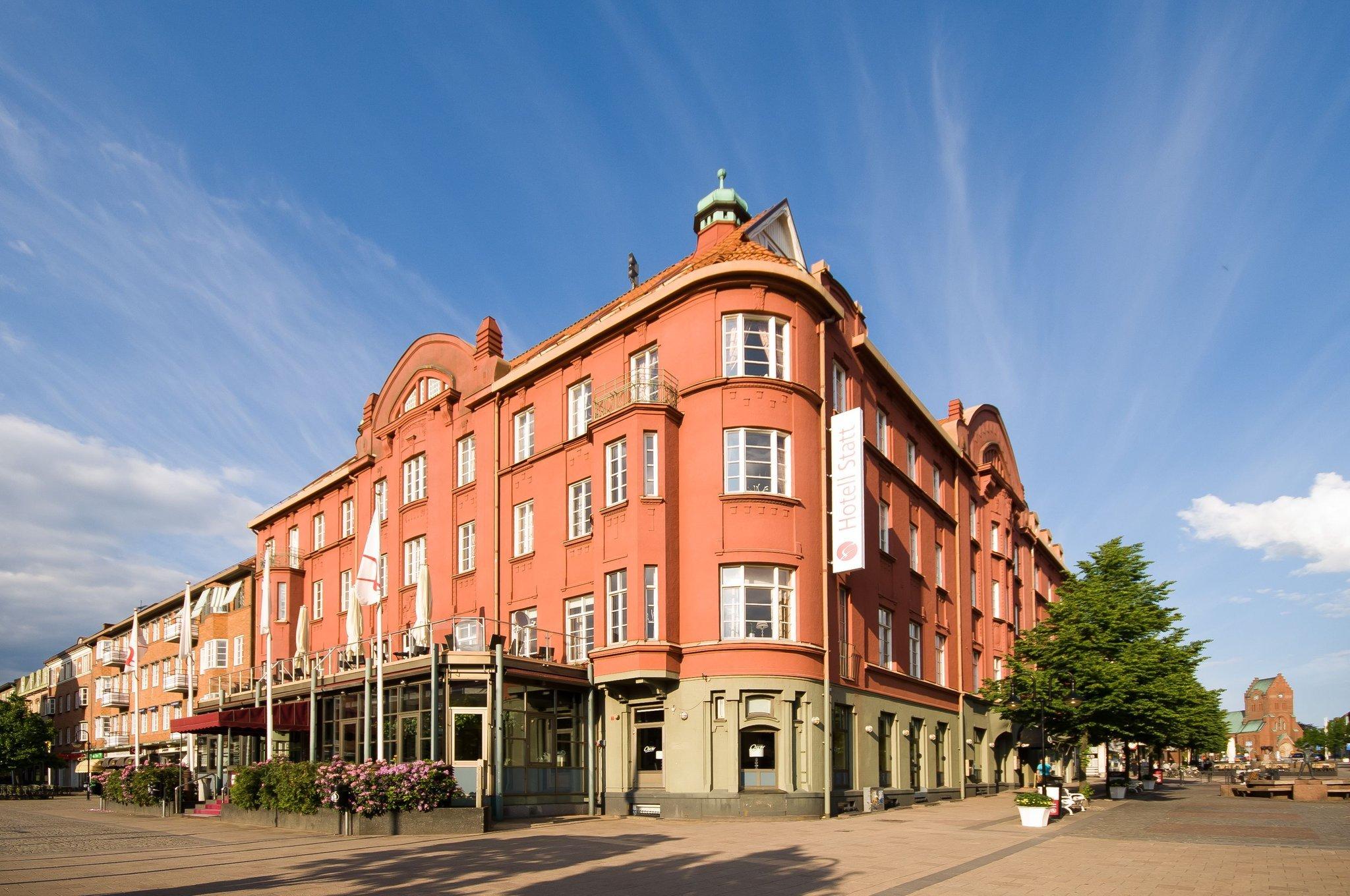 Hotell Statt Hassleholm - Sweden Hotels