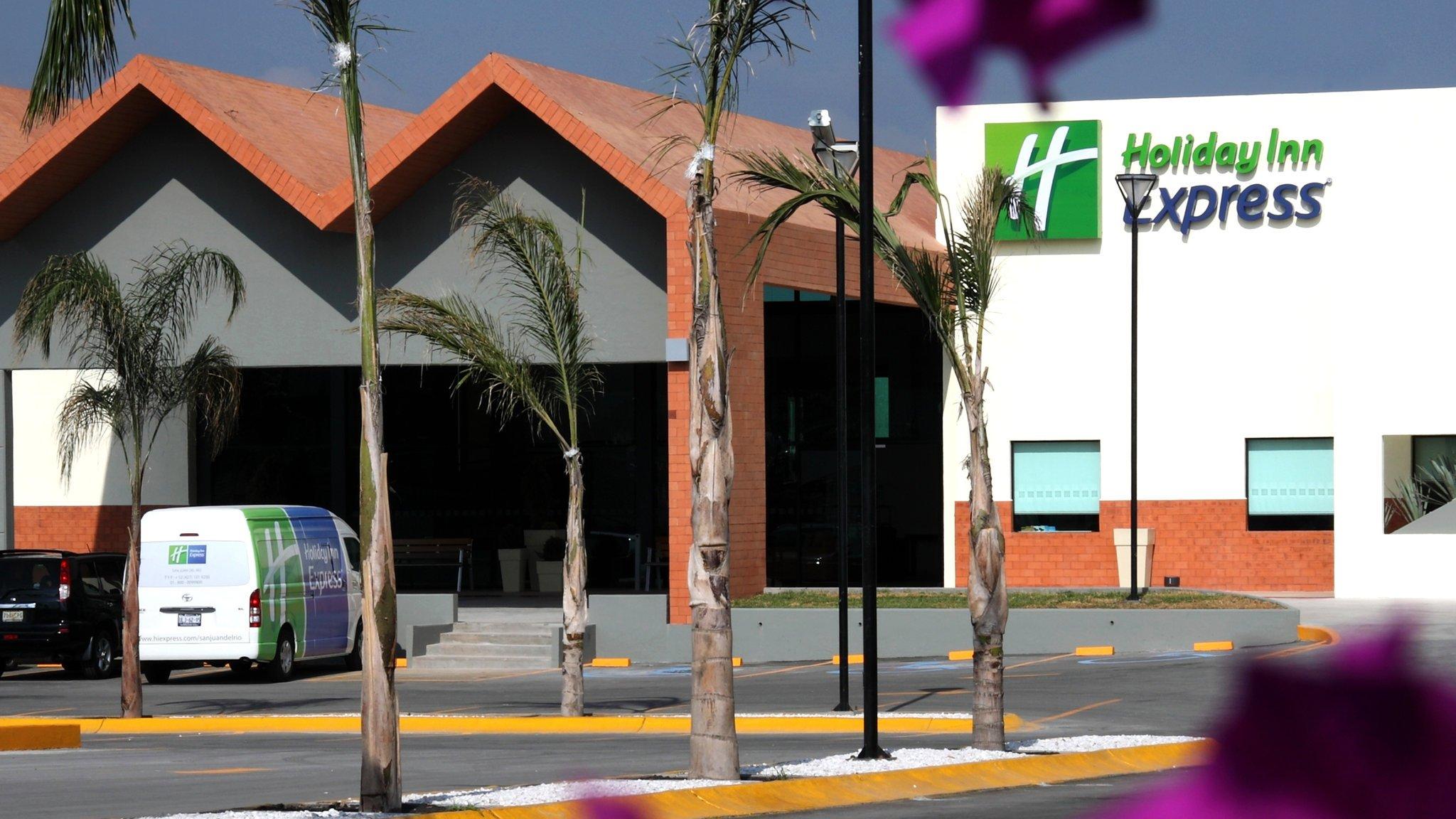 ホリデ イン エキスプレス サン フアン デル リオ ホテル