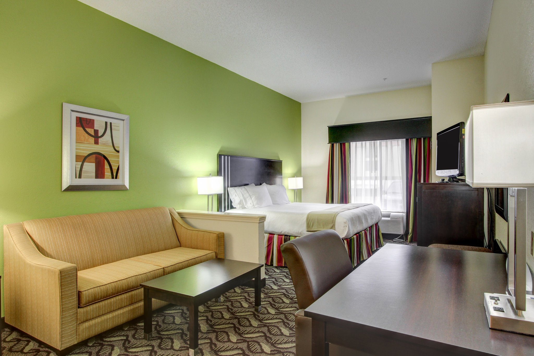 Holiday Inn Express Savannah S I-95 Richmond Hill