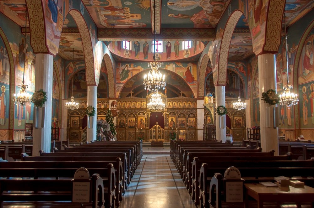 Melkite - Greek Catholic Patriarchate
