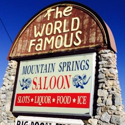 Mountain Springs Saloon