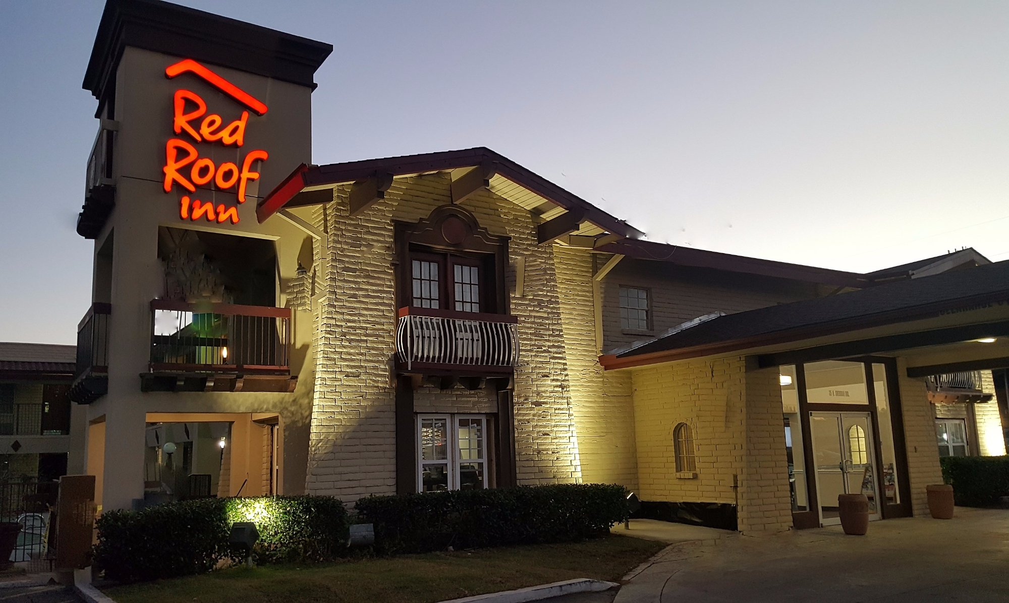 Red Roof Inn Tulsa Airport