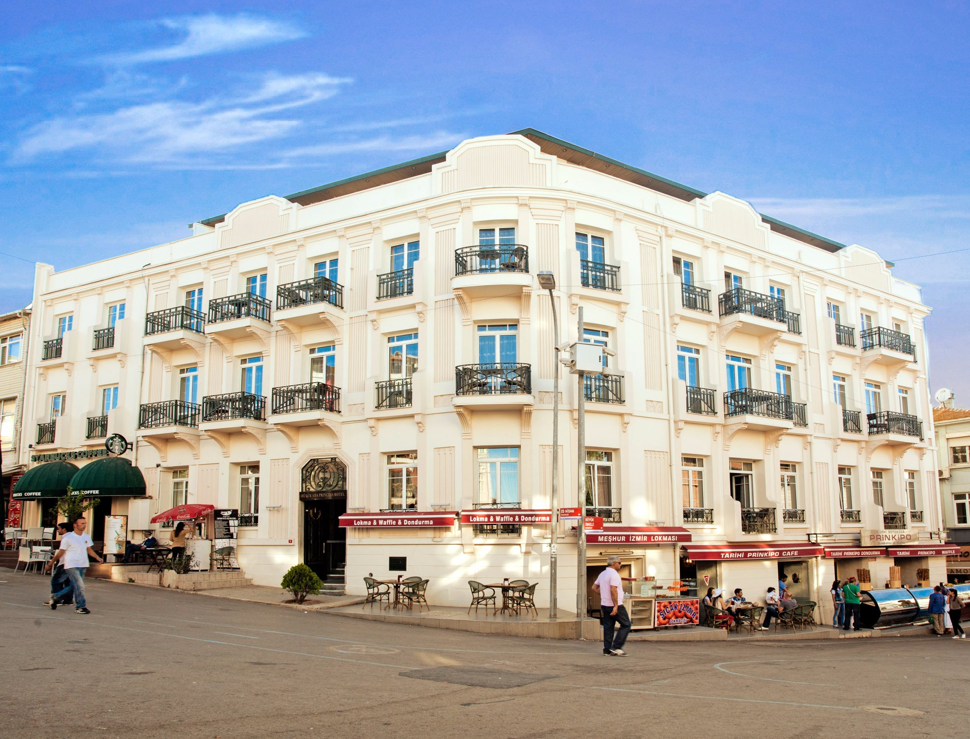 Buyukada Princess Hotel