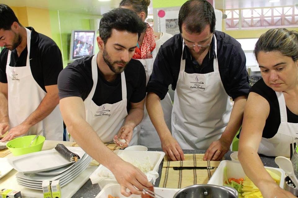 Algarve cuisine academy faro portugal omd men for Academy de cuisine