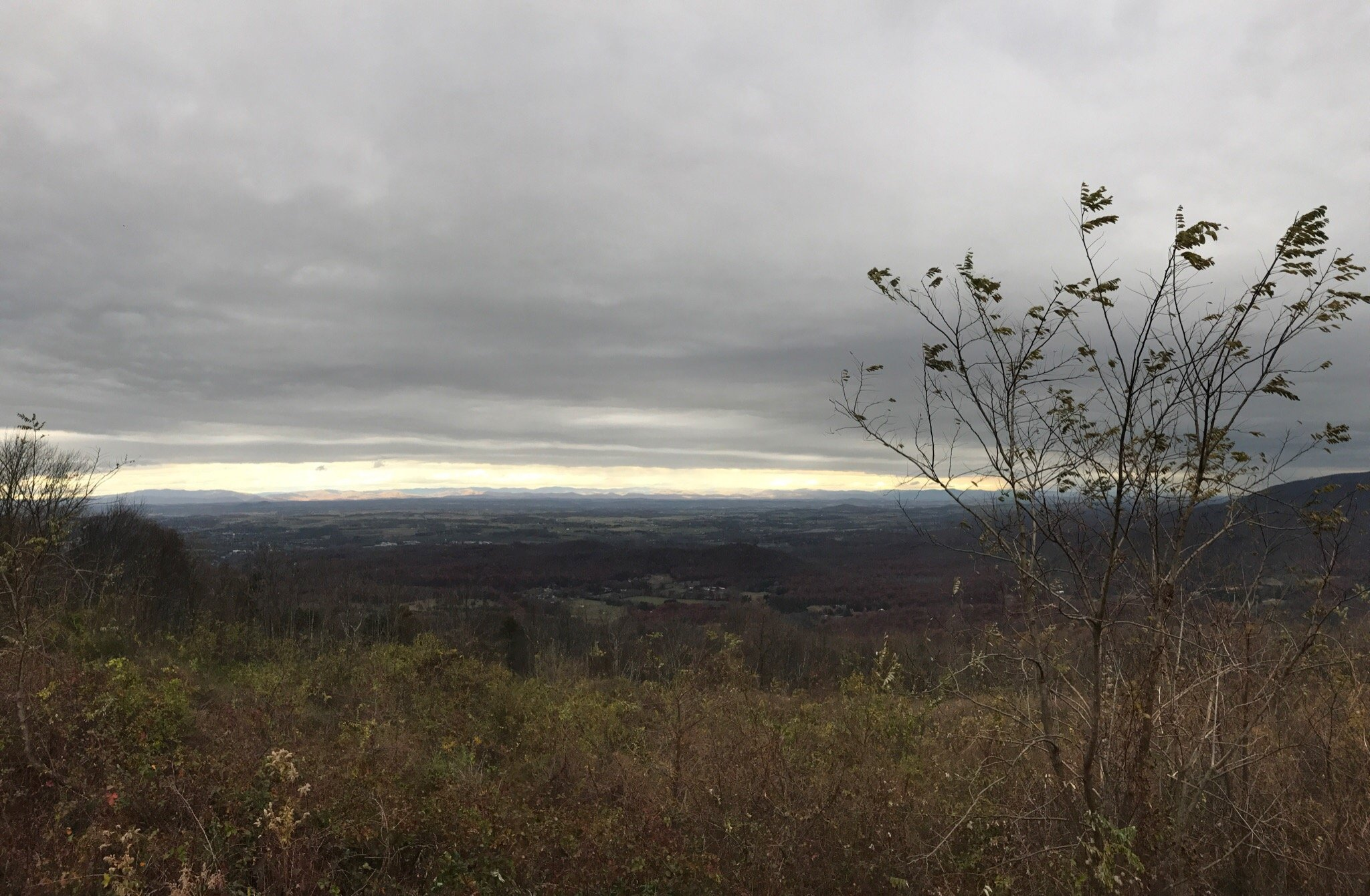 Shenandoah has some of the most beautiful views i have seen in a long time. I love this place