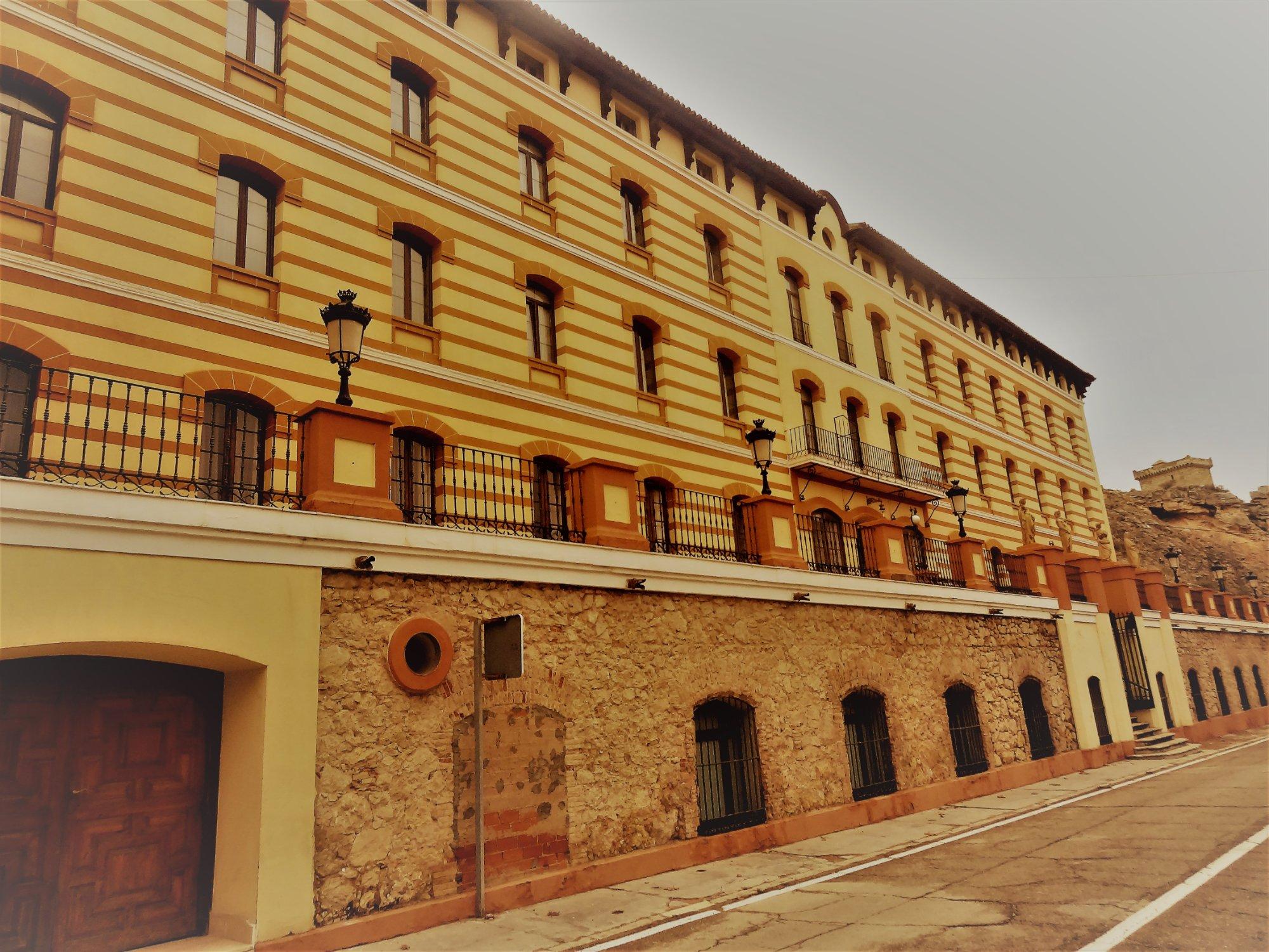 Balneario Termas Pallares - Hotel Parque