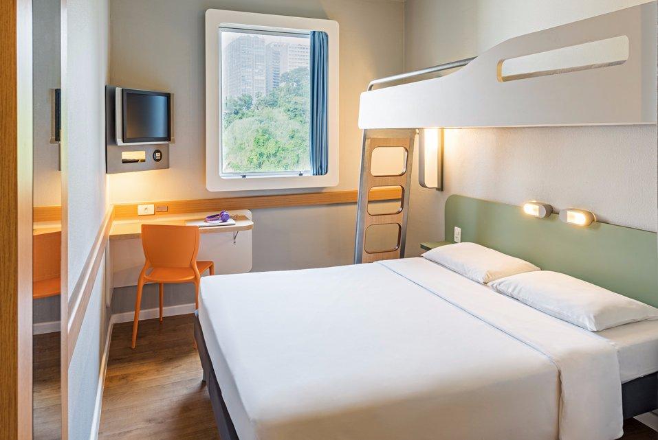 Hotel ibis budget Rio de Janeiro Centro