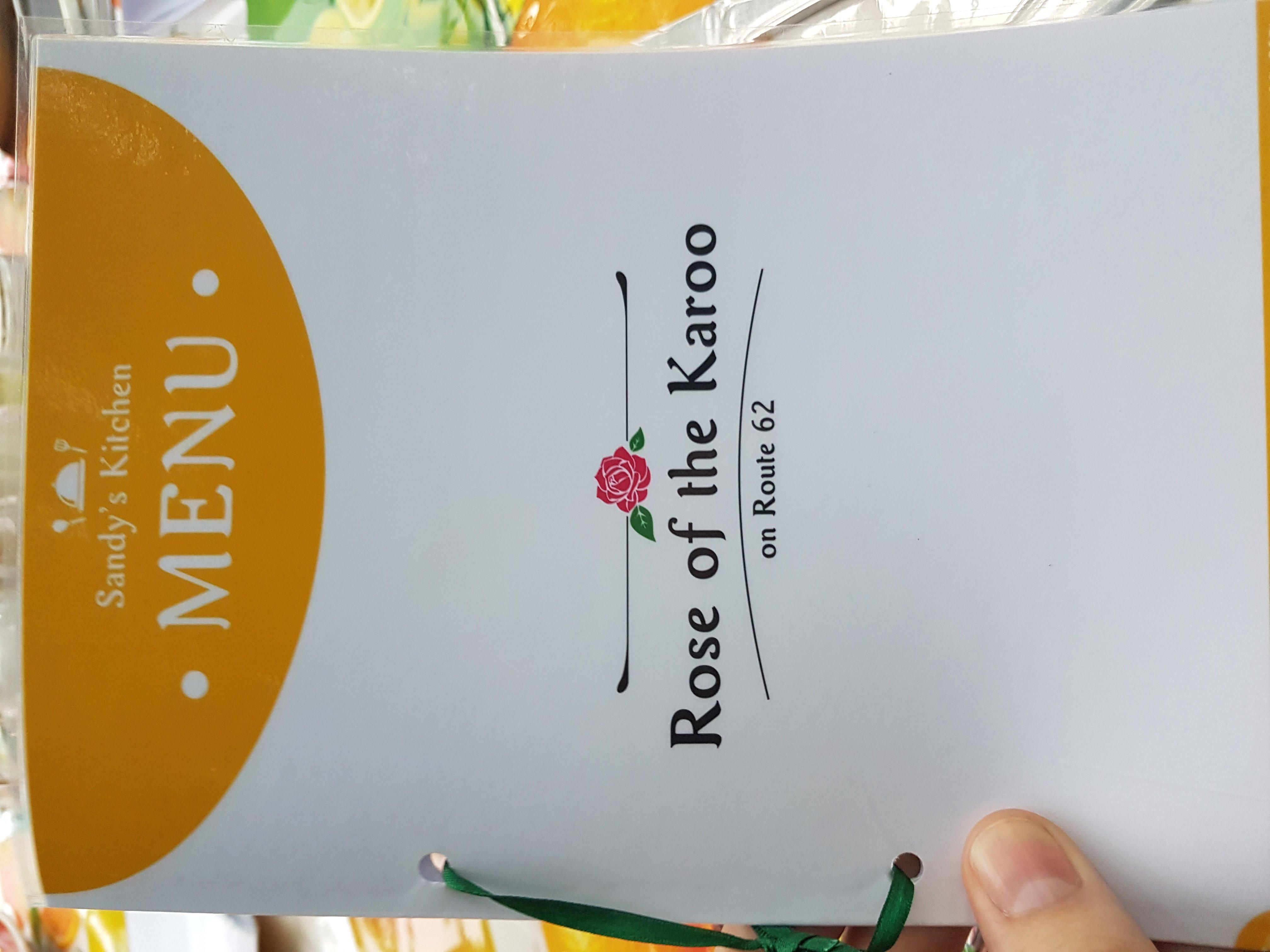 Rose of the Karoo