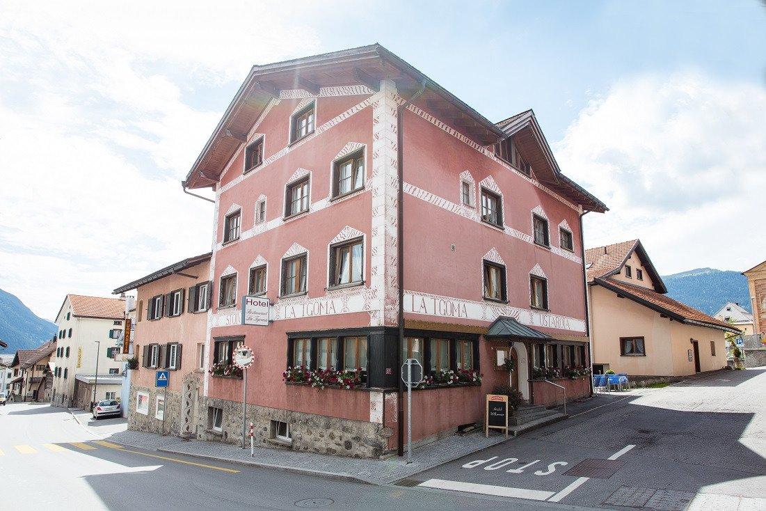 Hotel Restaurant La Tgoma